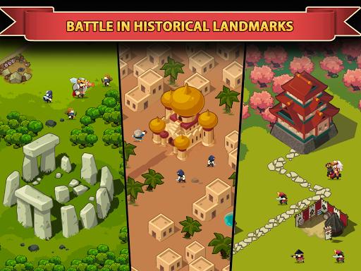 Knights and Glory – Tactical Battle Simulator v1.8.6 screenshots 21