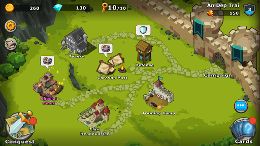 Knights and Glory – Tactical Battle Simulator v1.8.6 screenshots 6