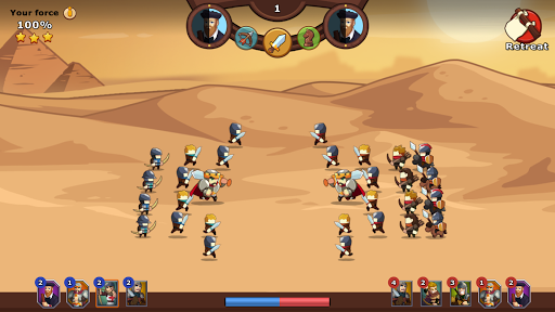 Knights and Glory – Tactical Battle Simulator v1.8.6 screenshots 7