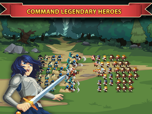 Knights and Glory – Tactical Battle Simulator v1.8.6 screenshots 9