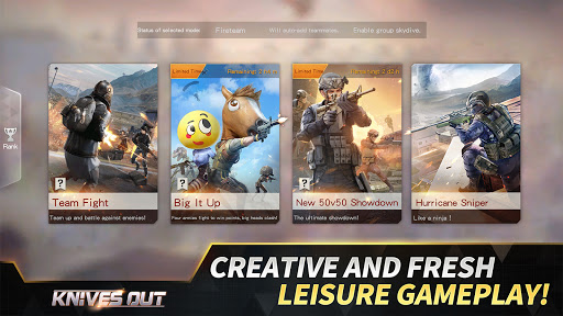 Knives Out-No rules just fight v1.262.479193 screenshots 1