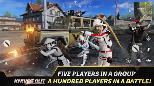 Knives Out-No rules just fight v1.262.479193 screenshots 2