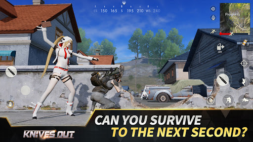Knives Out-No rules just fight v1.262.479193 screenshots 3