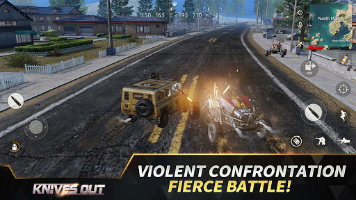 Knives Out-No rules just fight v1.262.479193 screenshots 4