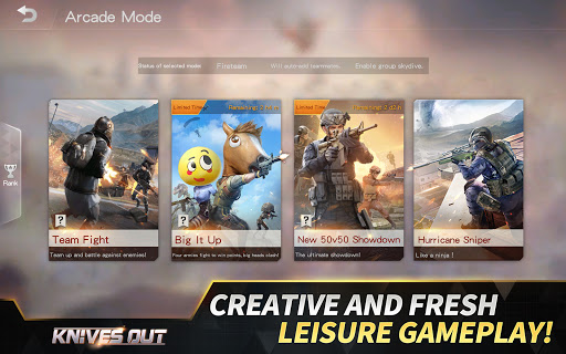 Knives Out-No rules just fight v1.262.479193 screenshots 6