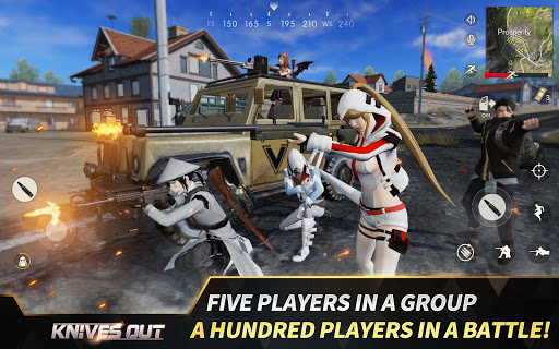 Knives Out-No rules just fight v1.262.479193 screenshots 7