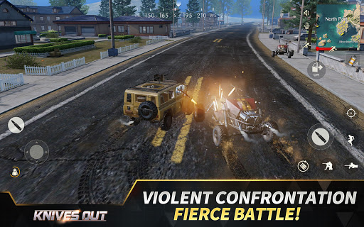Knives Out-No rules just fight v1.262.479193 screenshots 9