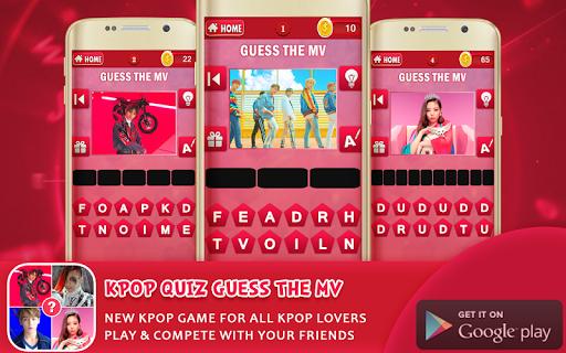 Kpop Quiz Guess The MV v1.3 screenshots 11