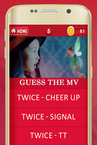 Kpop Quiz Guess The MV v1.3 screenshots 4