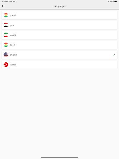 Kurdistan24 v3.4.3 screenshots 11