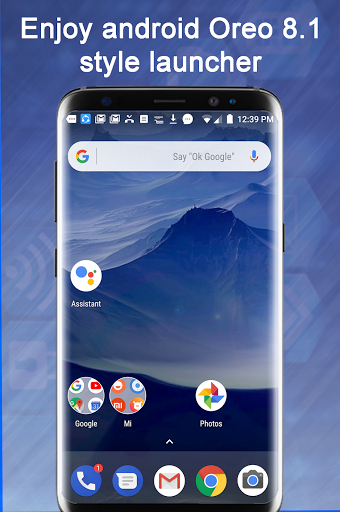 Launcher Oreo 8.1 v1.9 screenshots 8