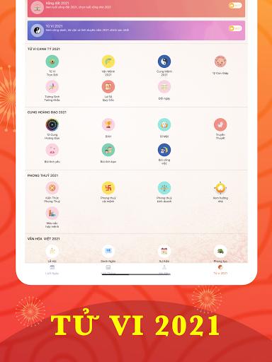 Lch Vn Nin 2021 – Lch m 2021 v5.7 screenshots 21