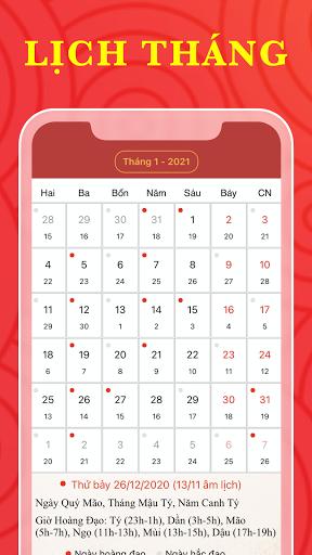 Lch Vn Nin 2021 – Lch m 2021 v5.7 screenshots 4