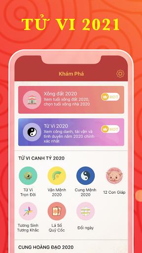 Lch Vn Nin 2021 – Lch m 2021 v5.7 screenshots 5