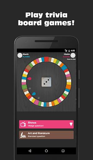 League of Quiz – Trivia board game v1.9.0 screenshots 1
