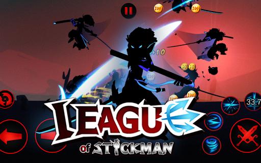 League of Stickman Free- Shadow legendsDreamsky v6.1.5 screenshots 13