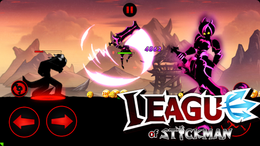League of Stickman Free- Shadow legendsDreamsky v6.1.5 screenshots 17