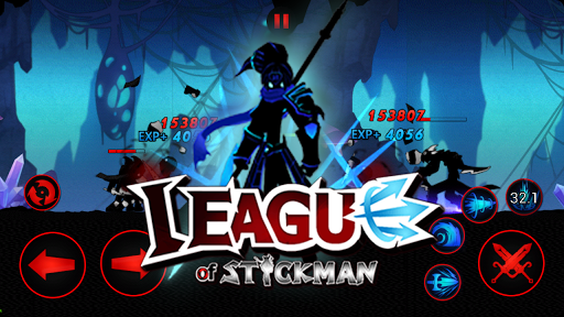 League of Stickman Free- Shadow legendsDreamsky v6.1.5 screenshots 19