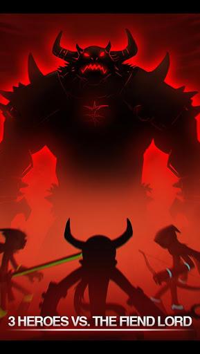 League of Stickman Free- Shadow legendsDreamsky v6.1.5 screenshots 2
