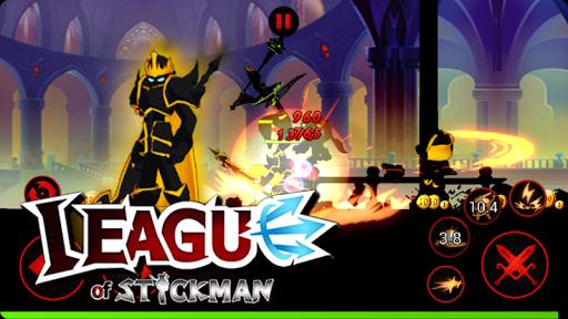 League of Stickman Free- Shadow legendsDreamsky v6.1.5 screenshots 4