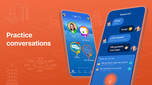 Learn 33 Languages Free – Mondly v7.10.0 screenshots 2