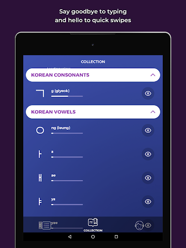 Learn Chinese Japanese writing ASL with Scripts v35.39 screenshots 8