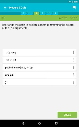 Learn Java v screenshots 12