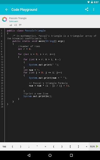 Learn Java v screenshots 13