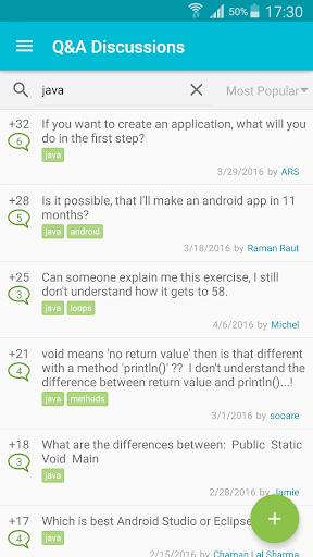 Learn Java v screenshots 4