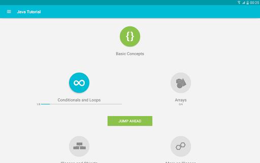 Learn Java v screenshots 6