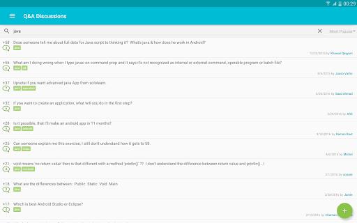 Learn Java v screenshots 9