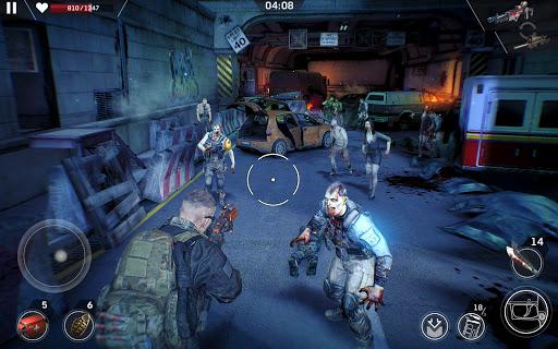 Left to Survive Dead Zombie Shooter. Apocalypse v4.5.0 screenshots 11