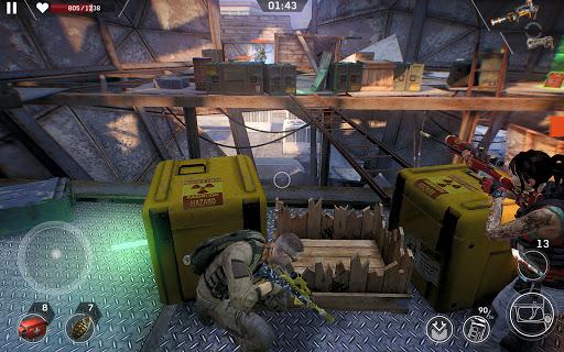 Left to Survive Dead Zombie Shooter. Apocalypse v4.5.0 screenshots 12