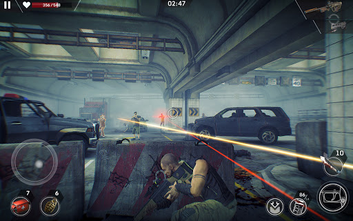 Left to Survive Dead Zombie Shooter. Apocalypse v4.5.0 screenshots 13