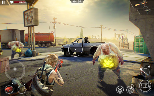Left to Survive Dead Zombie Shooter. Apocalypse v4.5.0 screenshots 14