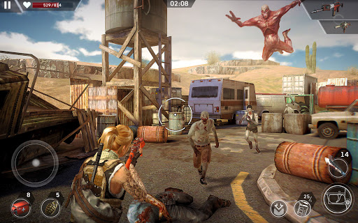 Left to Survive Dead Zombie Shooter. Apocalypse v4.5.0 screenshots 16