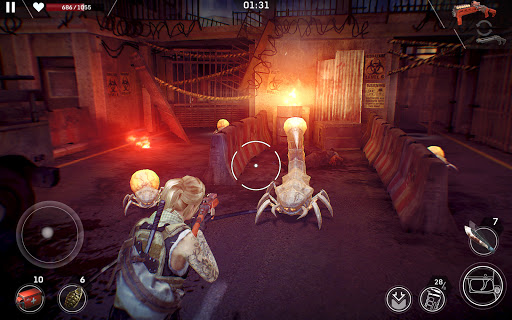 Left to Survive Dead Zombie Shooter. Apocalypse v4.5.0 screenshots 17
