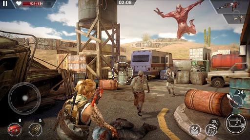 Left to Survive Dead Zombie Shooter. Apocalypse v4.5.0 screenshots 2