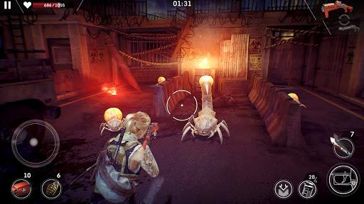 Left to Survive Dead Zombie Shooter. Apocalypse v4.5.0 screenshots 3