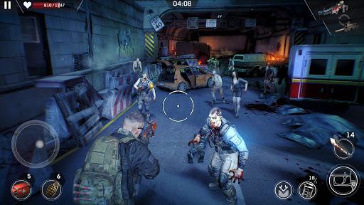 Left to Survive Dead Zombie Shooter. Apocalypse v4.5.0 screenshots 4