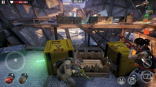 Left to Survive Dead Zombie Shooter. Apocalypse v4.5.0 screenshots 5