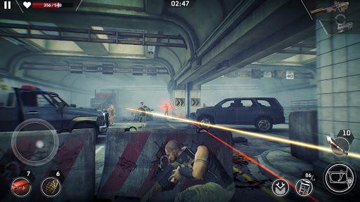 Left to Survive Dead Zombie Shooter. Apocalypse v4.5.0 screenshots 6