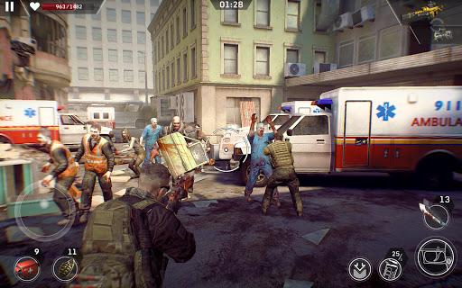 Left to Survive Dead Zombie Shooter. Apocalypse v4.5.0 screenshots 8