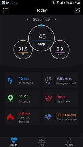 Lefun Health v2.36 screenshots 1
