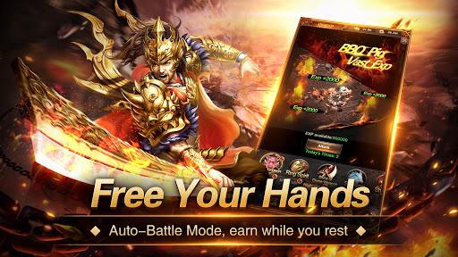 Legend of Blades v202104221845-apk screenshots 1