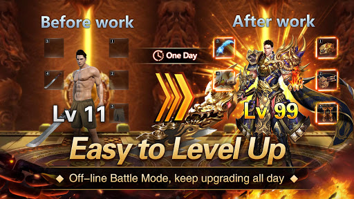 Legend of Blades v202104221845-apk screenshots 2