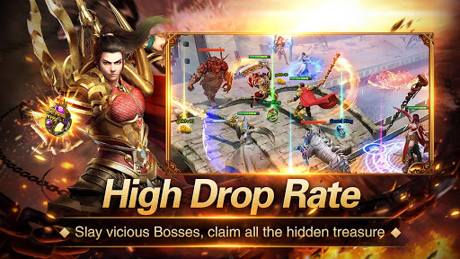 Legend of Blades v202104221845-apk screenshots 4