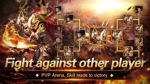 Legend of Blades v202104221845-apk screenshots 5
