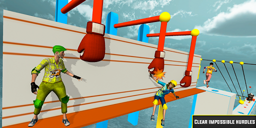 Legendary Stuntman Water Fun Race 3D v1.0.4 screenshots 1