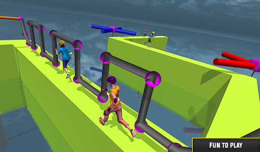 Legendary Stuntman Water Fun Race 3D v1.0.4 screenshots 10
